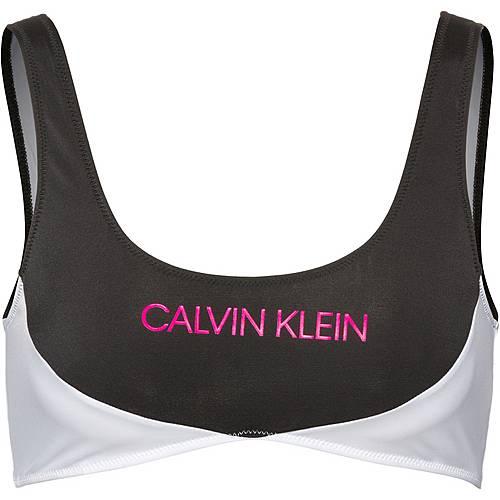 Calvin Klein Bikini Oberteil Damen pvh black im Online Shop von SportScheck kaufen