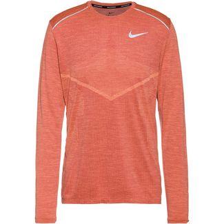 Nike Techknit Ultra Funktionsshirt Herren light redwood