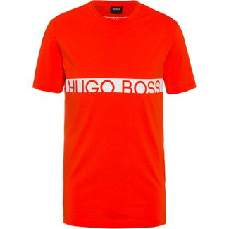 Boss T-Shirt Herren bright orange