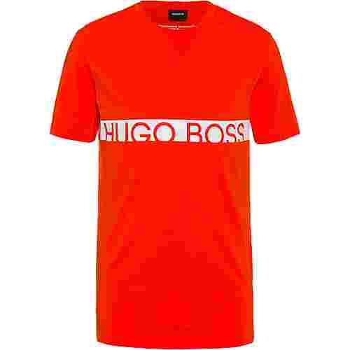 Boss T-Shirt Herren bright orange