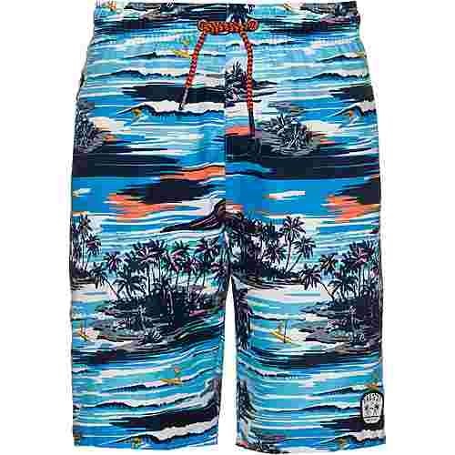 Protest Conner Jr Boardshorts Kinder medium blue