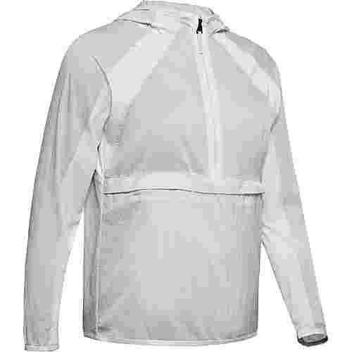 Under Armour Qualifier Weightless Packable Laufjacke Damen gray