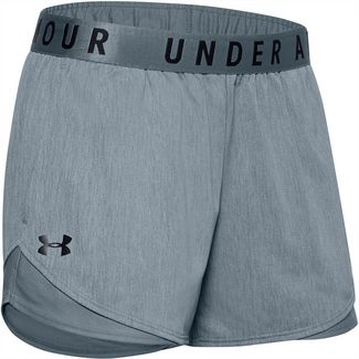 Under Armour Play Up 3.0 Twist Funktionsshorts Damen green