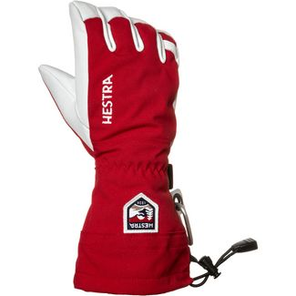 Hestra Army Skihandschuhe red