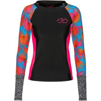 Protest Surf Shirt Damen true black