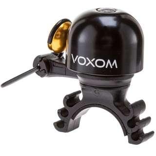 Voxom Klingel KL20 Fahrradklingel schwarz
