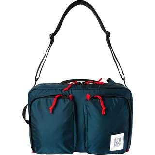 Topo Designs Global Briefcase 3-Day Laptoptasche navy