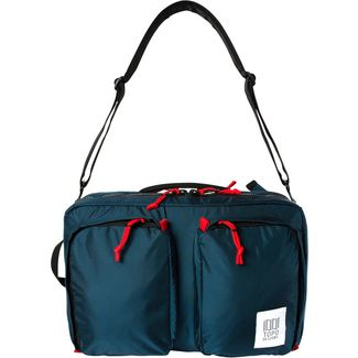 Topo Designs Global Briefcase 3-Day Laptoptasche navy
