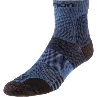 Salomon OUTPATH LOW Wandersocken Herren mood indigo-dark denim