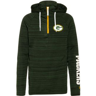 New Era Green Bay Packers Hoodie Herren green