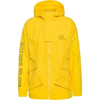 Calvin Klein Windbreaker Herren goldfinch