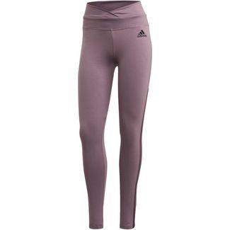 adidas Leggings Damen legacy purple