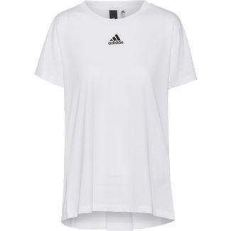 Adidas 2CB T Shirt Damen white im Online Shop von