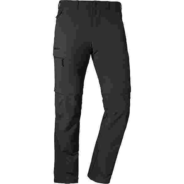 Schöffel Koper1 Zip Off Zipphose Herren black