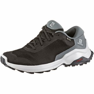 Salomon GTX® X Reveal Wanderschuhe Damen black stormy weather ebony