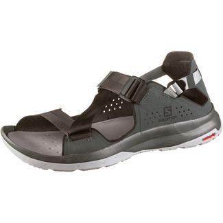 Salomon TECH SANDAL Outdoorsandalen Herren urban chic-forever blue-pearl grey
