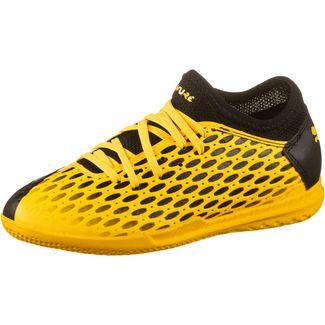 PUMA FUTURE 5.4 IT Jr Fußballschuhe Kinder ultra yellow-puma black