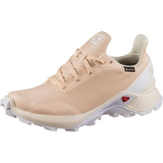 Salomon GTX® Alphacross Multifunktionsschuhe Damen bellini-vanillia ice-white