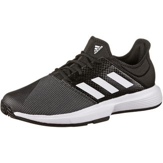 adidas GameCourt M Tennisschuhe Herren core black