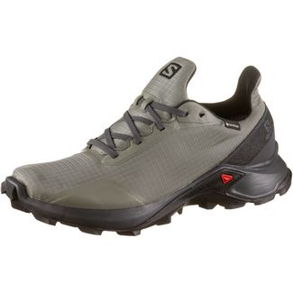 Salomon GTX® Alphacross Multifunktionsschuhe Herren castor gray ebony black
