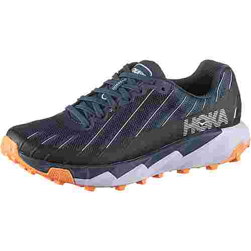 Hoka One One Torrent Laufschuhe Damen majolica blue-fusion coral