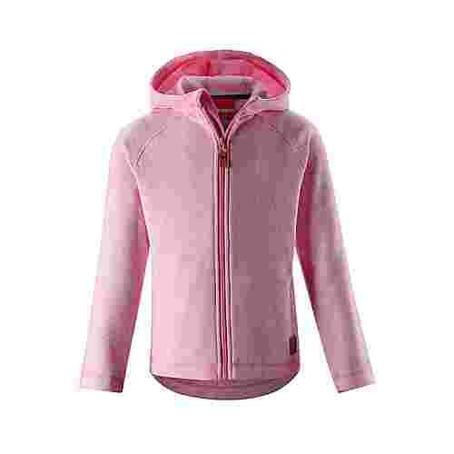 reima Haiko Fleecejacke Kinder Rose pink