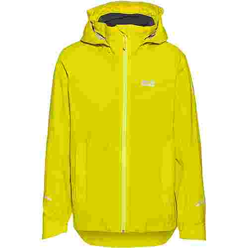 Jack Wolfskin Atlas Tour Hardshelljacke Herren flashing green