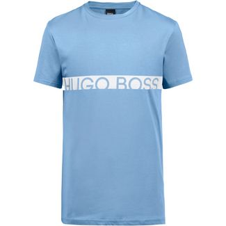 Boss T-Shirt Herren light-pastel blue