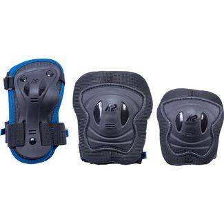 K2 Raider Pro Pad Set Protektorenset Kinder blue