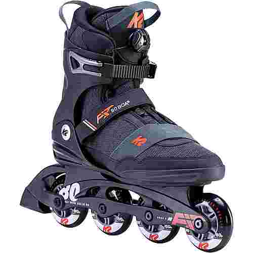 K2 F.I.T. 80 BOA Inline-Skates Herren black orange
