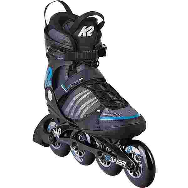 K2 Power 90 Inline-Skates Herren black