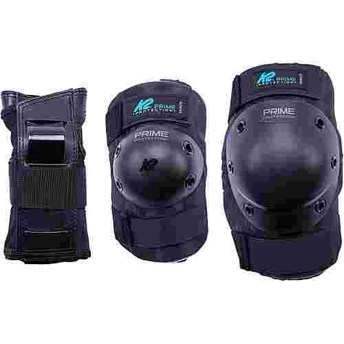 K2 K2 Prime Pad Set Protektorenset Damen black blue
