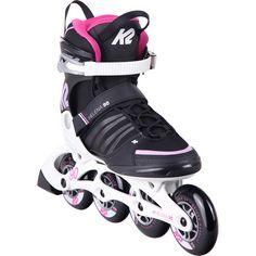 K2 Helena 90 Inline-Skates Damen lila