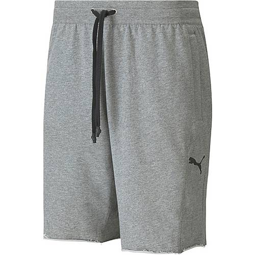 PUMA Gold´s Gym Shorts Herren medium gray heather im Online