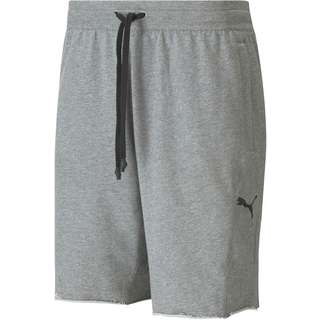 PUMA Gold´s Gym Shorts Herren medium gray heather