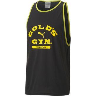 PUMA Gold´s Gym Funktionstank Herren puma black