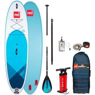 "Red Paddle RIDE 10'8"" x 34"" x 4,7"" MSL SUP Sets blau"