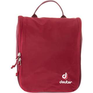 Deuter Wash Center II Kulturbeutel cranberry-maron