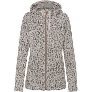 OCK Strickfleece Damen grau