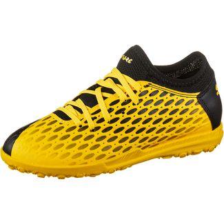 PUMA FUTURE 5.4 TT Jr Fußballschuhe Kinder ultra yellow-puma black