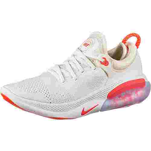 Nike Joyride Run Flyknit Laufschuhe Damen sail-laser crimson-white