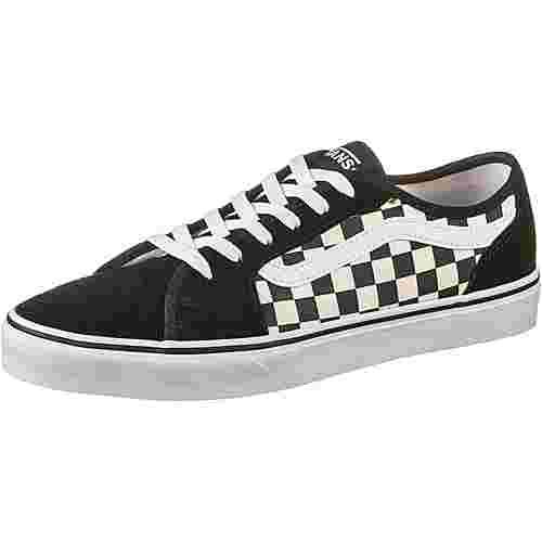 Vans Filmore Decon Sneaker Herren black-white-check