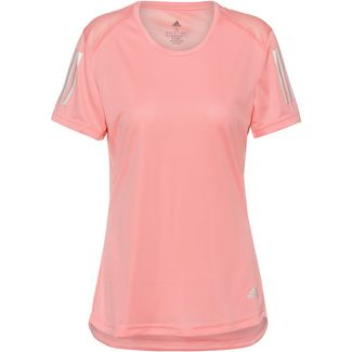 adidas Own The Run Laufshirt Damen glory pink