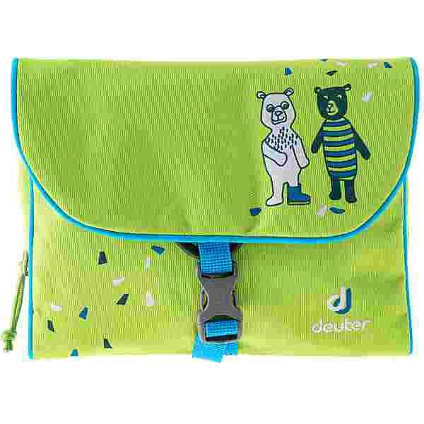 Deuter Wash Bag Kids Kulturbeutel Kinder kiwi