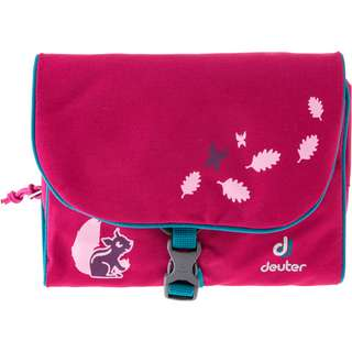 Deuter Wash Bag Kids Kulturbeutel Kinder magenta
