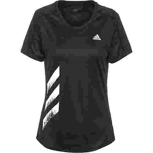 adidas Run it Funktionsshirt Damen black