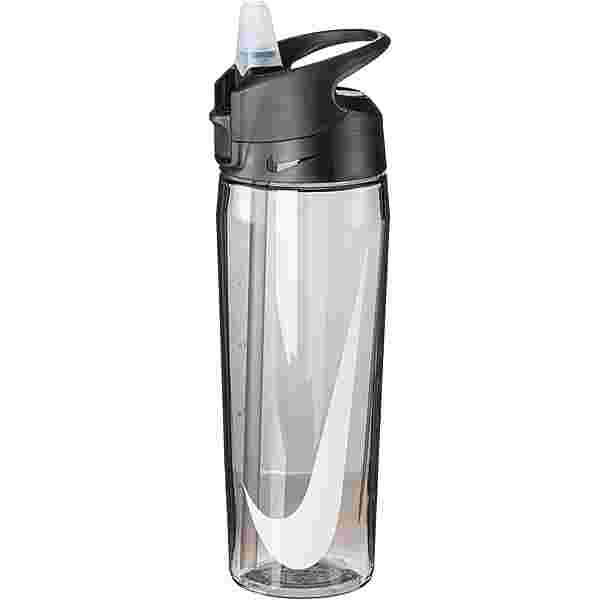 Nike Hypercharge Straw Trinkflasche anthracite