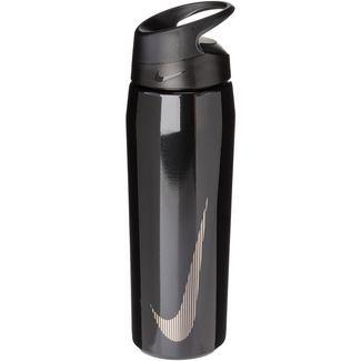 Nike Hypercharge Twist Trinkflasche metallic black