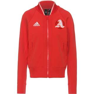 adidas VRCT Sweatjacke Damen glory red