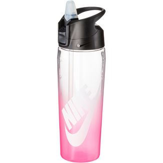 Nike Hypercharge Straw Trinkflasche digital pink